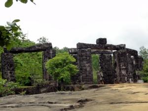 Kavishaila in Kuppali