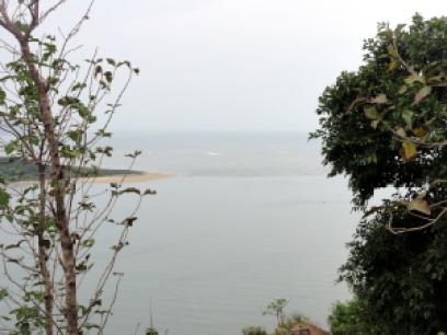 Kali River estuary