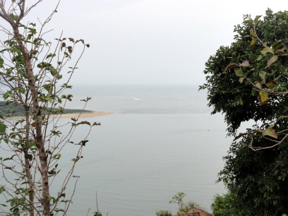 Kali River estuary