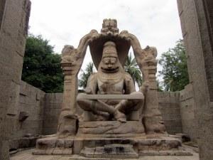 Ugra Narasimha statue