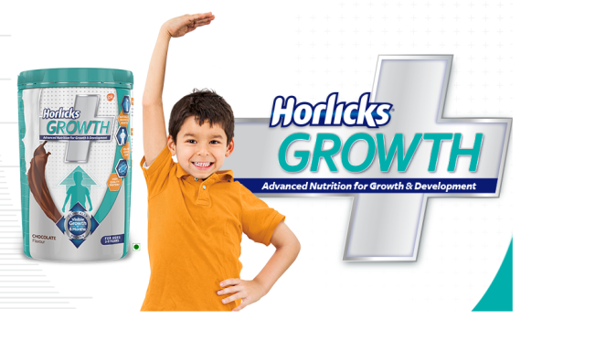 Horlicks growth plus